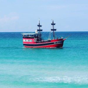 The Sea Dragon Pirate Cruise in Panama City Beach, Florida
